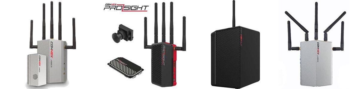 AMIMONデジタル 5.7GHz 映像・送受信機